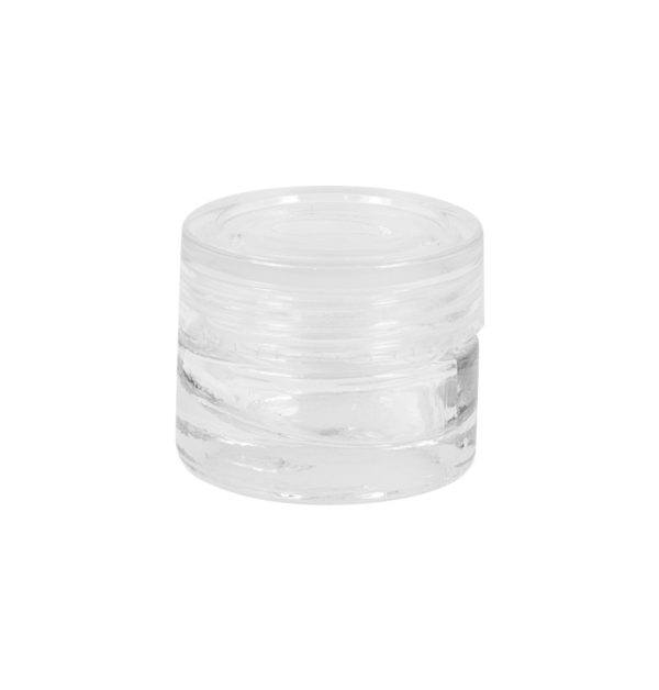 Glass Cannabis Container